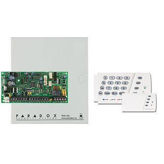 SP4000 - PARADOX  8 ZONE, 1 PGM, 2 KISIM KONTROL PANELİ