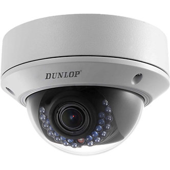 DUNLOP - DP-12CD1710F-IS 1.3 MP VARİFOKAL IR DOME KAMERA