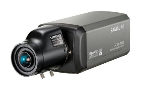 SCB-2000P - SAMSUNG 600 TVL BOX KAMERA