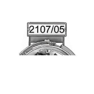 BOSCH - DOW1171-IDENT DEDEKTÖR İŞARETİ