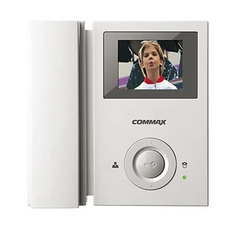 "CDV-35N - COMMAX RENKLİ 3,5"" FULL-LED LCD TİP MONİTÖR"