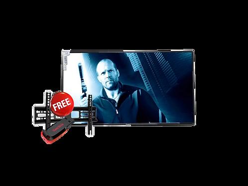 Protech TV 32 Inch + Free Bracket + Free 8 GB Pen drive