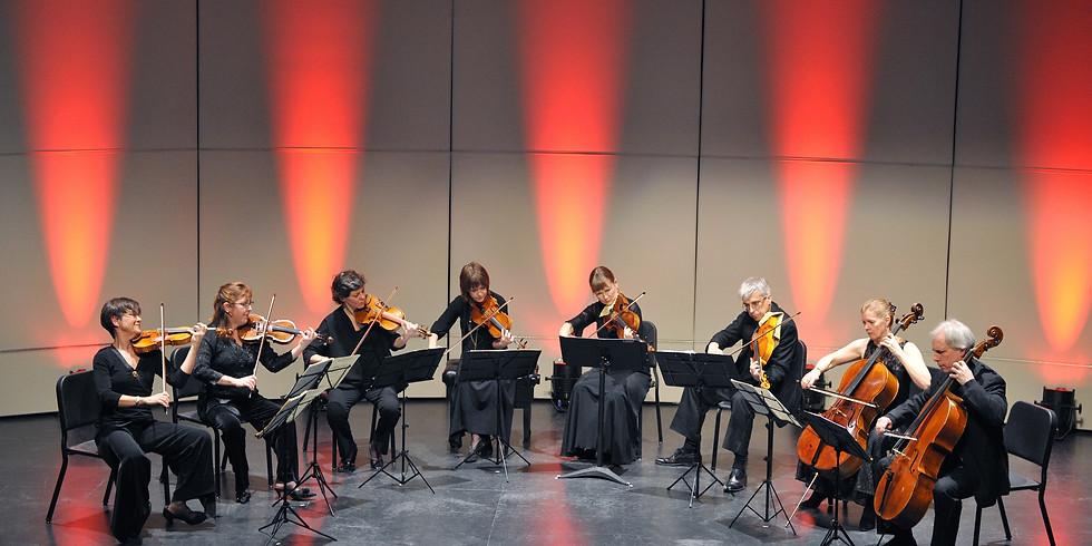 Glorius Strings, Saguenay Quartet and Lafayette Quartet