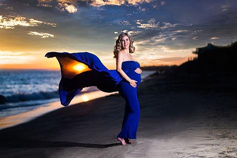 Maternity Portraits Laguna Beach