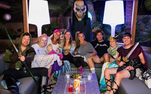 029 Newport Beach Halloween Party Photog