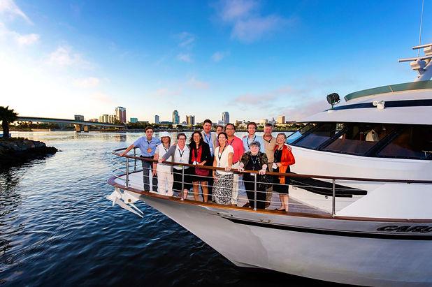 Yacht corporate