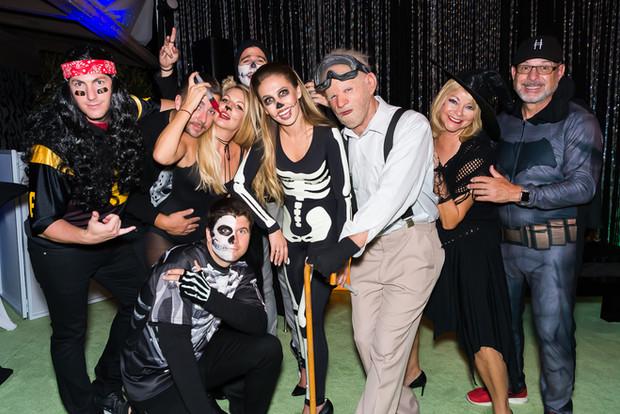 028 Newport Beach Halloween Party Photog