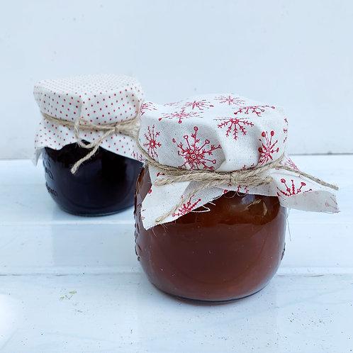 Christmas Sauce Jars - Single
