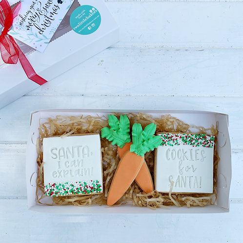 Cookies for Santa Box