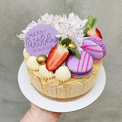 Small Cheesecake