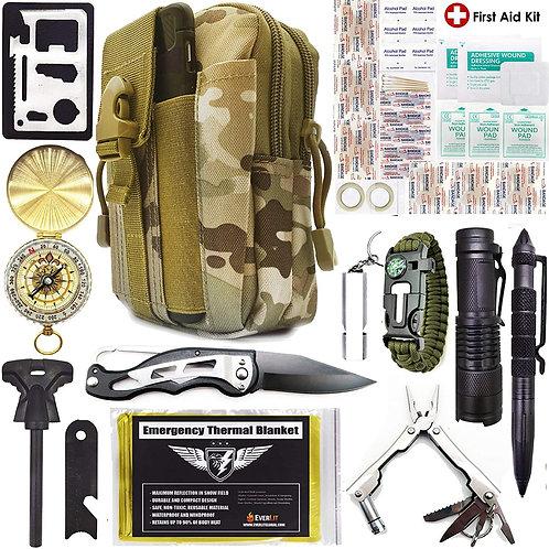 EVERLIT Emergency Survival Kit 40-in-1