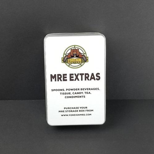 MRE Extras Tin Storage Box