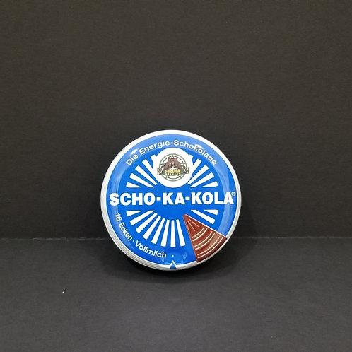 SCHO-KA-KOLA German Energy Chocolate