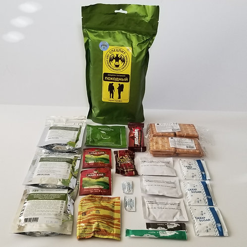 Russian PROS Series Dry Ration
