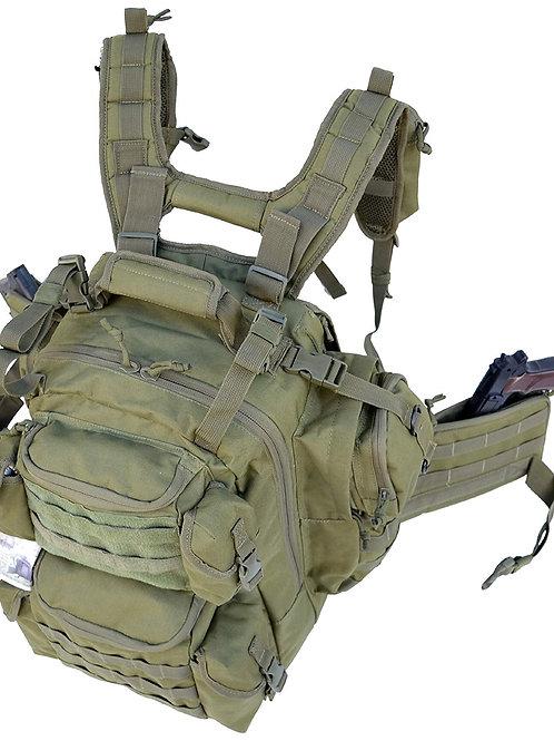 Explorer Tactical Bag, Olive Drab Green