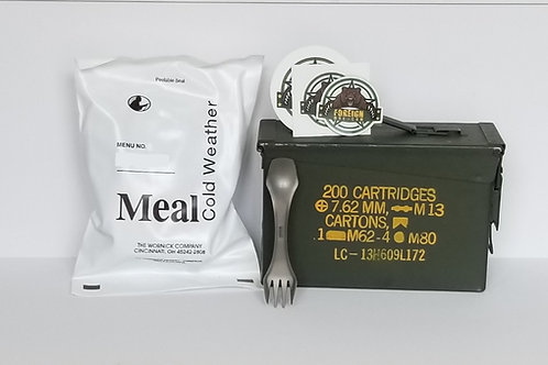 Small Ammo Can Gift Box #1