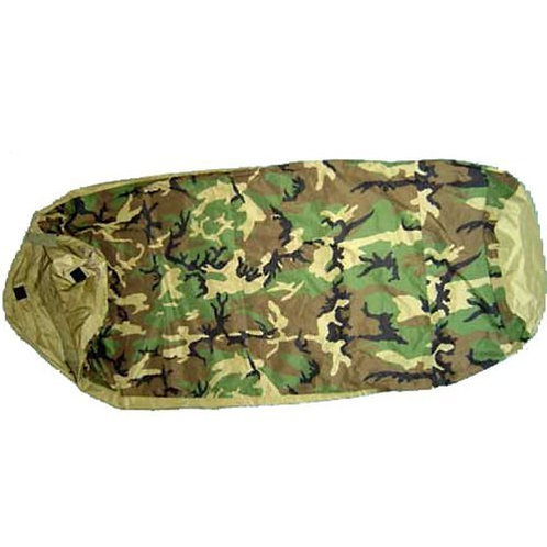 Military Outdoor Clothing Previously Issued U.S. G.I. Woodland Camo Gore-TexÃ'Â