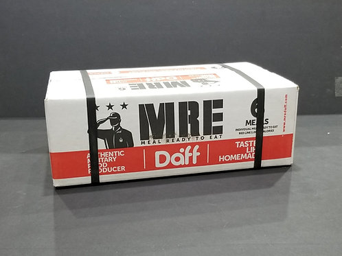 Daff Police Ration (CASE of 6)