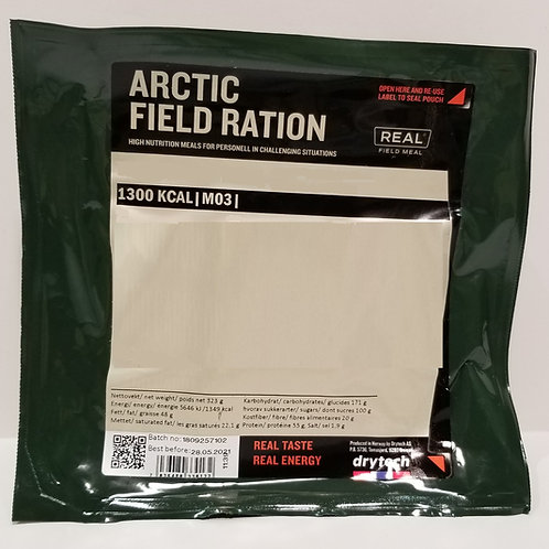 Norwegian Arctic Field Rations