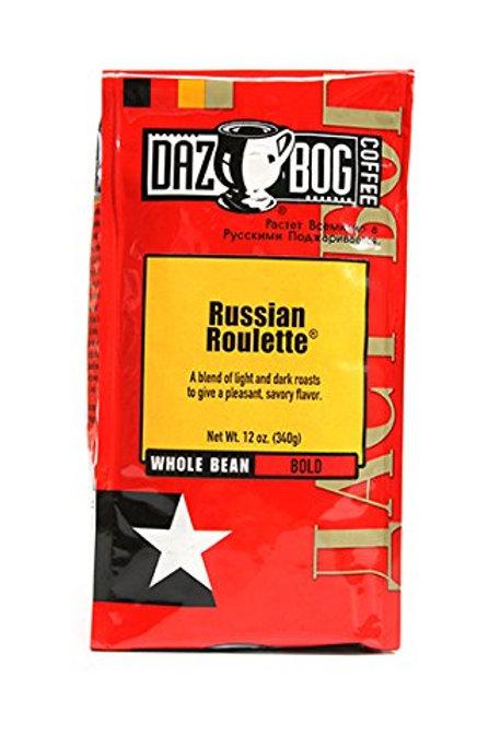 Dazbog Coffee, Russian Roulette Blend