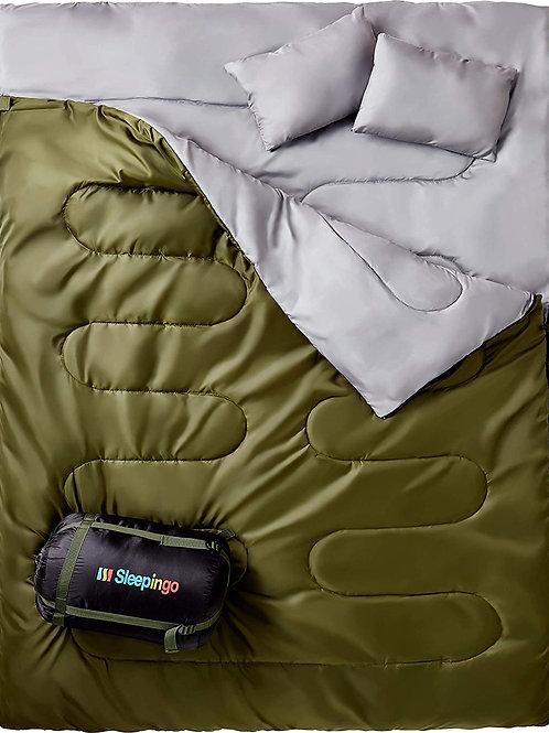 Sleepingo Double 2 Person Sleeping Bag