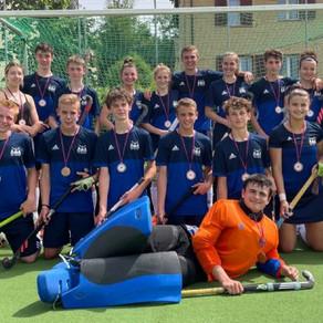 Bronzemedaille für U18 Elite