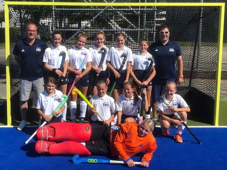 U15 Girls starten mit Auswärtssieg