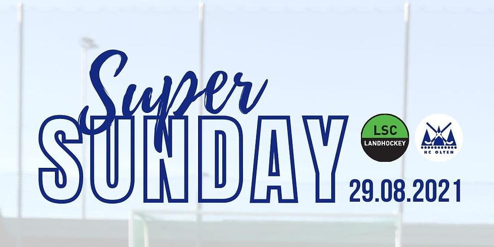 Super Sunday LSC & Kick Off Junioren