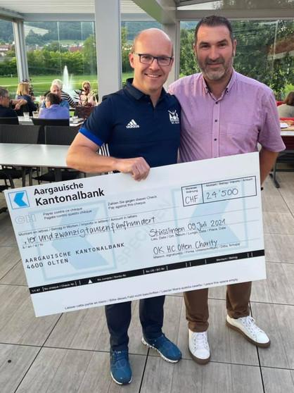 1. HC Olten Charity Golfturnier