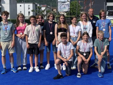 U15 holt nach verpasstem Finaleinzug Bronze