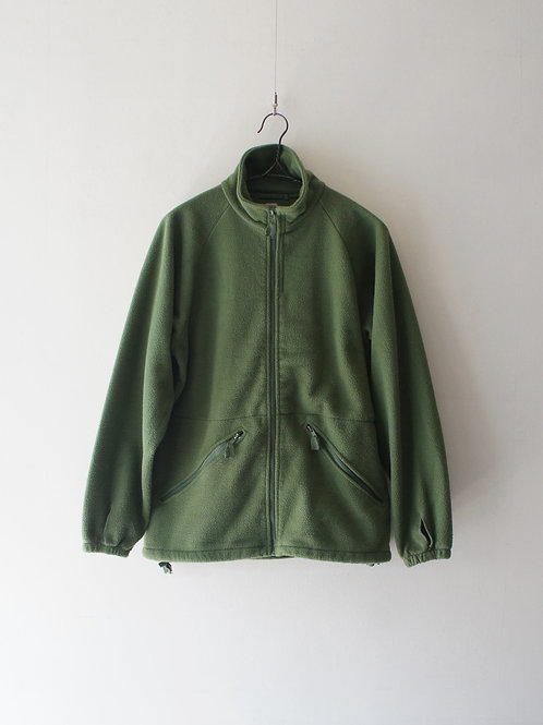 """2000's """"British Army"""" Thermal Fleece Jacket -size 170-104-"""