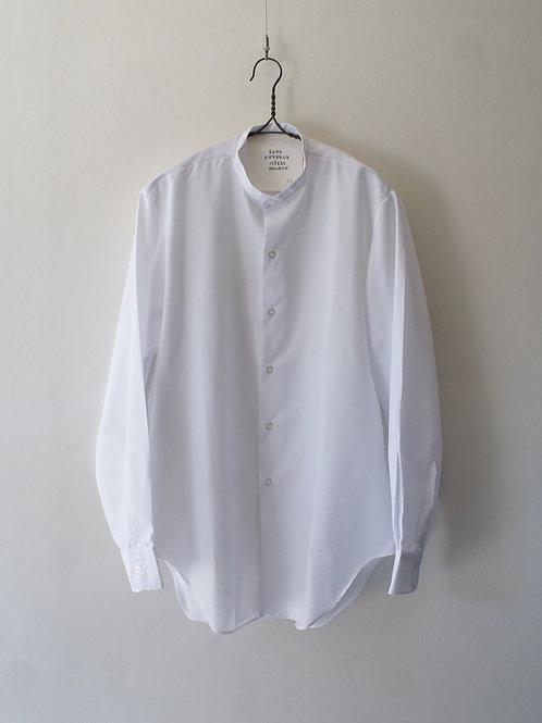 "1970's ""Australian Military"" Band collar shirt -Deadstock-"