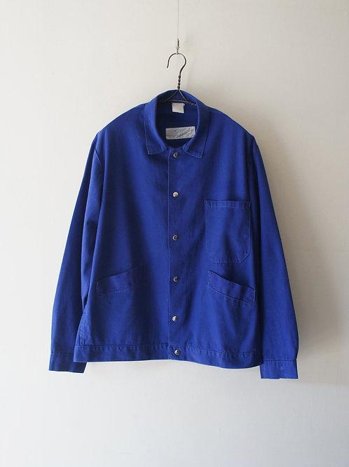 1960-70's German Snap Button Work Jacket
