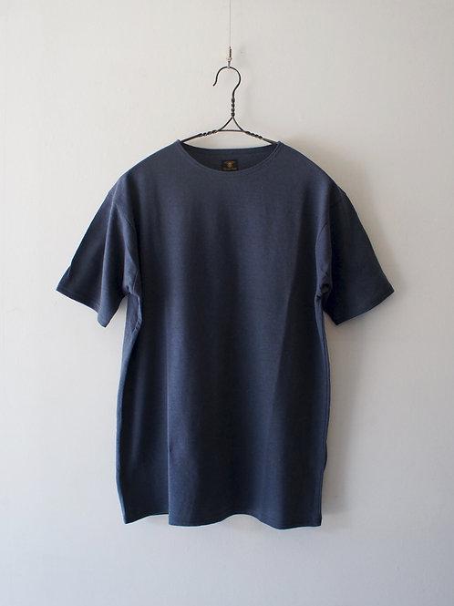 """Django Atour"" cotton belgiumlinen halfsleeve ""grey"" -size 4-"