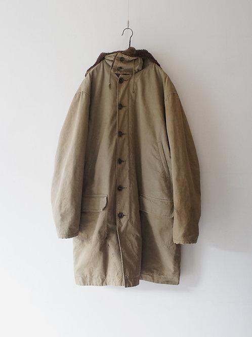 """1940's """"U.S.NAVY"""" Deck Coat"""