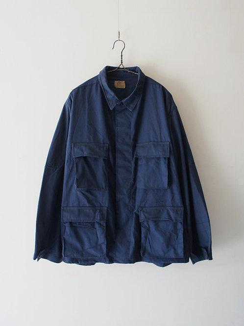 """1990-2000's """"U.S.NAVY"""" BDU Jacket -Deadstock- -X-LARGE-"""