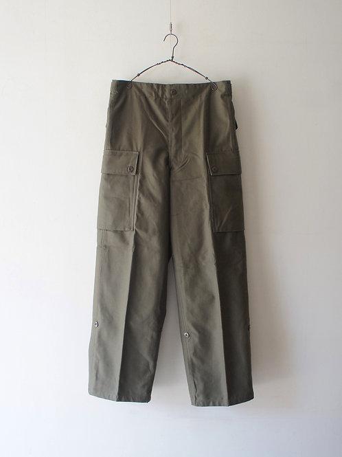"1990's ""Netherlanda Army"" Cargo Pants -Deadstock-"