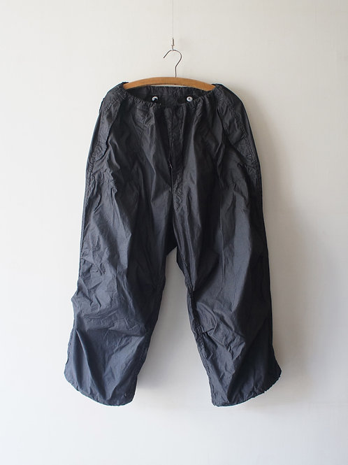 "1990's ""U.S.ARMY"" Snow Camo Pants -Black-"