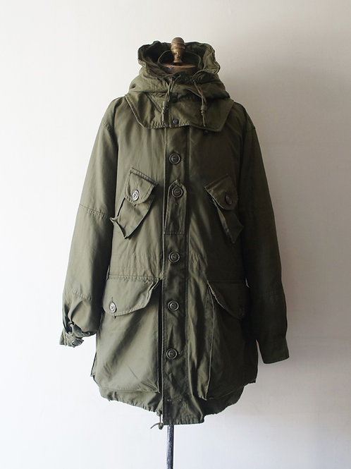 "1980's ""Canadian Military"" ECW Parka with Liner&Hoodie"