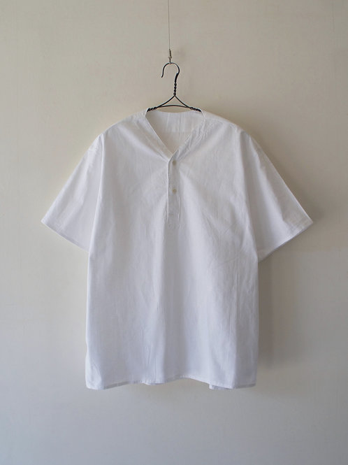"1980's ""Russian Military"" Sleeping shirt -S/S-"