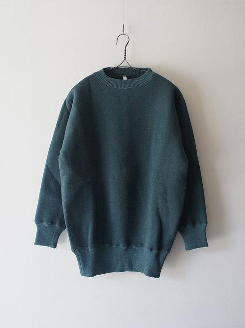 "1970-80's ""Italian Military"" Mockneck Sweater -Deadstock- ""B"""