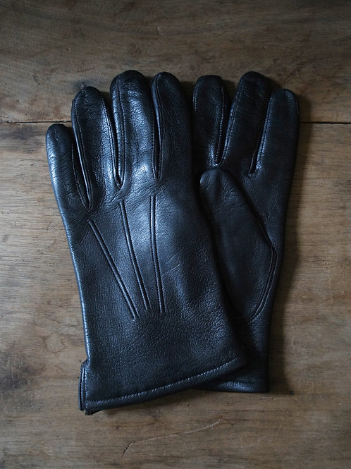 """Italian Military"" Leather Glove -Deadstock- -size 8-"