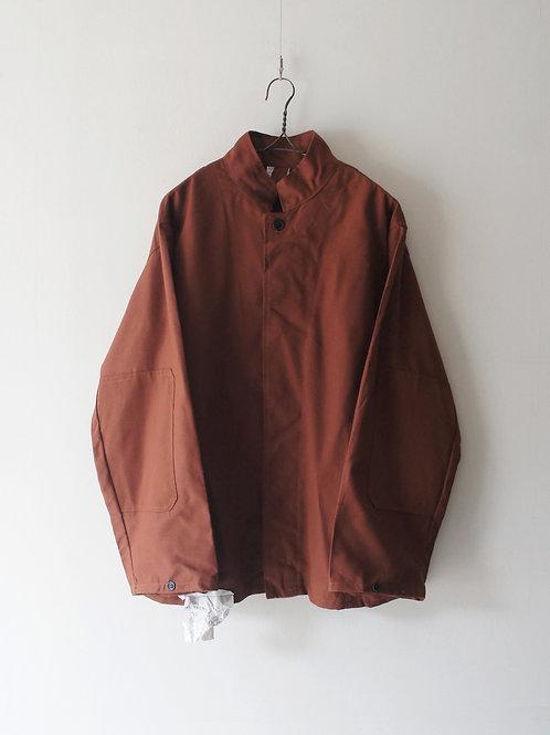 1980's German Brown Work Jacket -Deadstock-