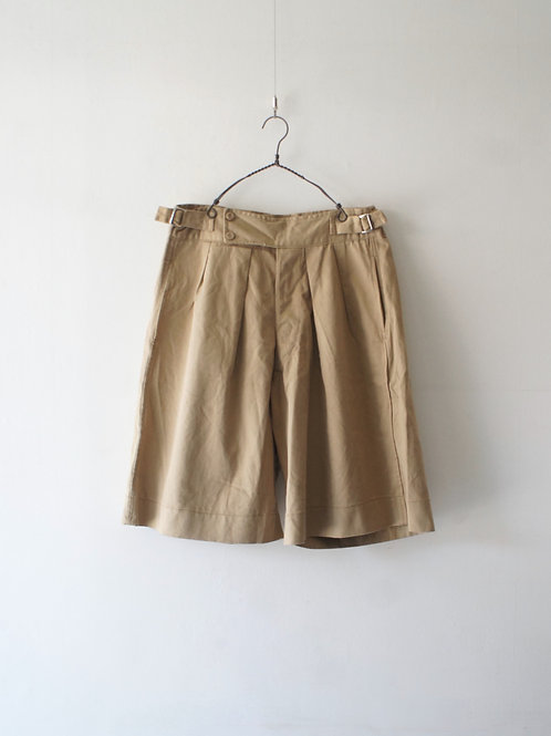 "1980's ""British Army"" Gurkha Shorts"
