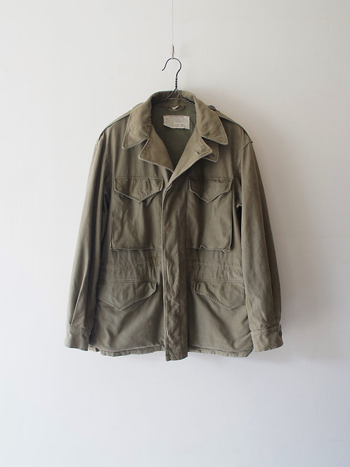 "1940's ""U.S.ARMY"" M-43 Field Jacket -36S-"