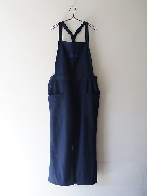 1960-70's Italy Wool Overall