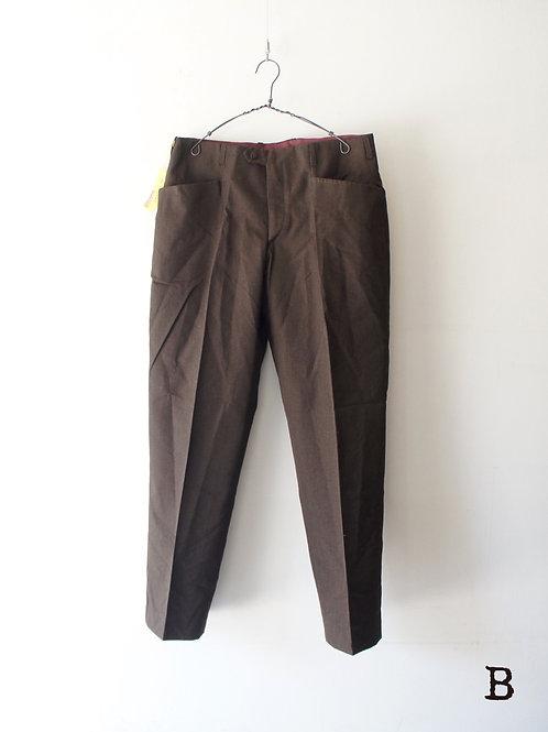 "1960's ""TERGAL"" Light Trousers ""B"""