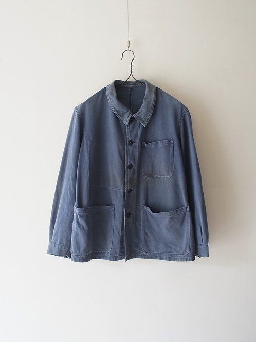 """1960's """"French Military"""" Work Jacket"""