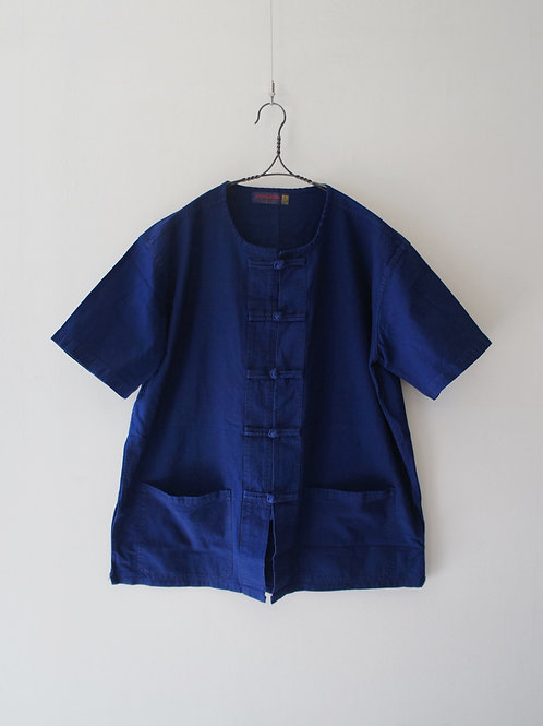 Thailand Indigo shirt -size XL-