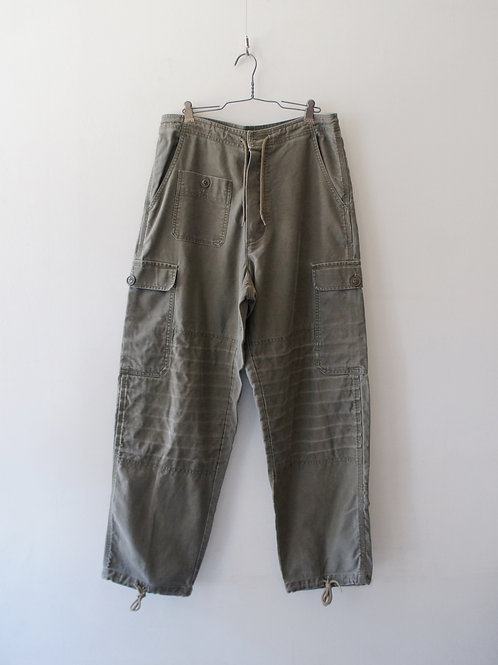 "1970-80's ""Danish Army"" Parachute pants"